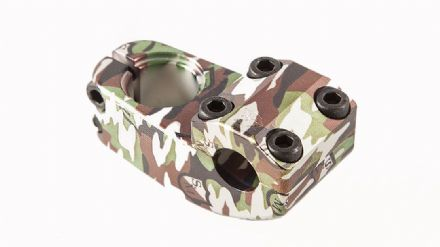 S&M Enduro V2 Stem 52mm Camo Shield Wrap